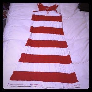 Old Navy sz S(6-7) Maxi Dress